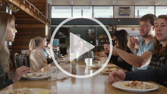 testimonial of group retreat video