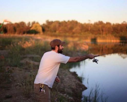 Manitoba fishing package
