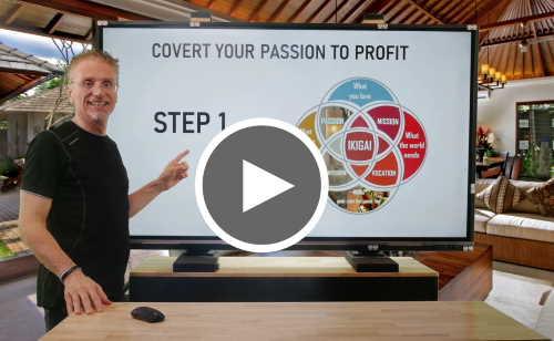Convert Your Passions E-course
